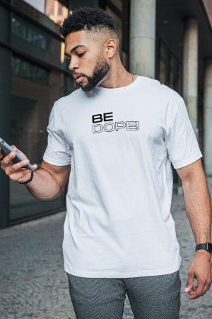 BE DOPE FYB TEE